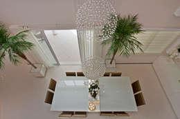 Столовые комнаты в . Автор – Designer de Interiores e Paisagista Iara Kílaris