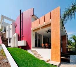 Дома в . Автор – Excelencia en Diseño