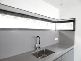 modern Kitchen by Hamers Arquitectura