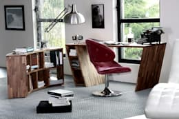 modern Study/office by Lupus73