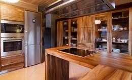 Aranżacje: styl , w kategorii Kuchnia zaprojektowany przez Lupus73