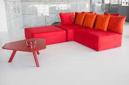 NOTI: modern tarz Oturma Odası