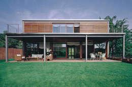 Projekty, nowoczesne Domy zaprojektowane przez Artigas Arquitectes