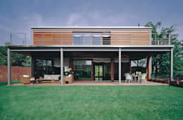 Casas de estilo moderno por Artigas Arquitectes