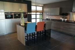 Keuken: tropische Keuken door Arkelwonen Arkelsol