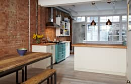 industrial Kitchen by Propia