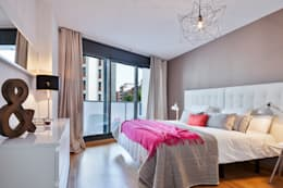 Chambre de style de style Moderne par Home Deco Decoración