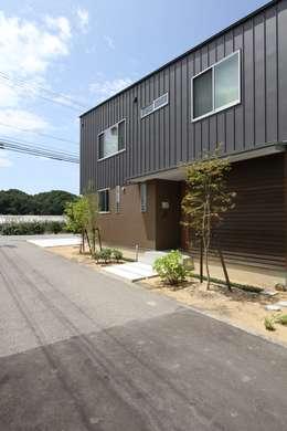 和気町の家: 福田康紀建築計画が手掛けた家です。