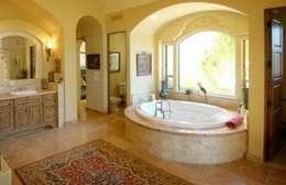 VERA DUŞ – DÜŞ: klasik tarz tarz Banyo