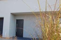moderne Huizen door kabeDesign kasia białobłocka