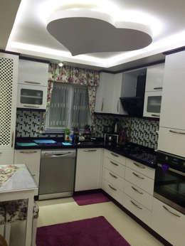 Göksu Dekorasyon – Mutfak Dekorasyon: modern tarz Mutfak