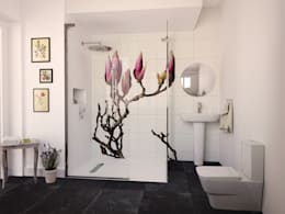 klasieke Badkamer door Bathrooms.com