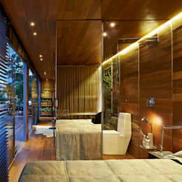 Kamar Tidur by Cristina Menezes Arquitetura
