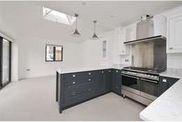 modern Kitchen by Corebuild