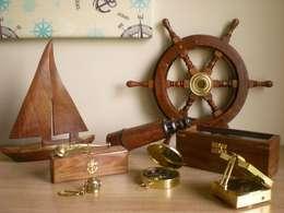 Artist Hediyelik – Denizci Aksesuarlar: akdeniz tarzı tarz Çalışma Odası