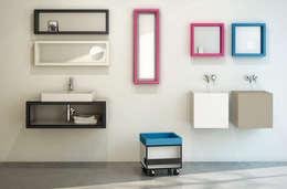 Baños de estilo moderno por Boing Original