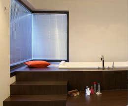 moderne Badkamer door wirges-klein architekten