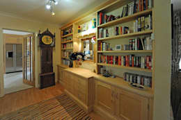 classic Study/office by Hallwood Furniture