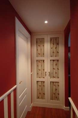 colonial Dressing room تنفيذ PRIBURGOS SLU
