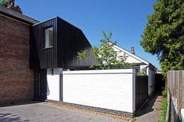 NRAP Architects: iskandinav tarz tarz Evler