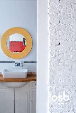 Salle de bains de style  par osb reformas