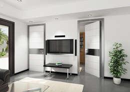 Окна и двери в . Автор – ilRender Modeling e Rendering
