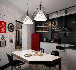 Кухня-гостиная: Кухни в . Автор – Reroom