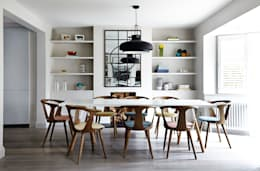 modern Dining room by Studio Duggan