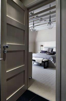 غرفة نوم تنفيذ Studio Duggan