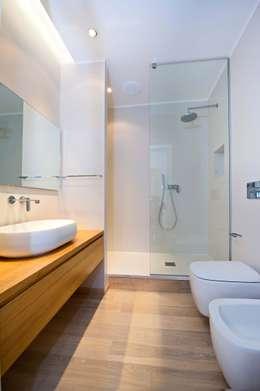 Giuseppina PIZZO : minimal tarz tarz Banyo
