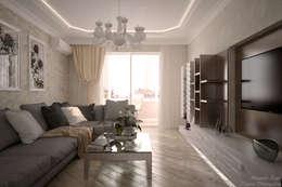 Студия интерьерного дизайна happy.design의  거실
