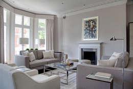 modern Living room by Studio Duggan