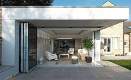 NRAP Architects의  주택