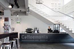 Bar:  Bars & clubs door ontwerpplek, interieurarchitectuur