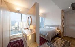 Minimalistische Schlafzimmer Von Arctitudesign