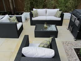 modern Garden by Christine Wilkie Garden Design
