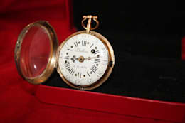Artwork by London Antique Clock Centre