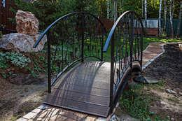 Jardines de estilo clásico por Николай Карачев