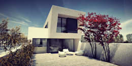 modern Houses by Acero Modular S.L