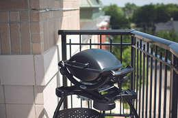 Q1400 - Weber:  de style  par Esprit Barbecue