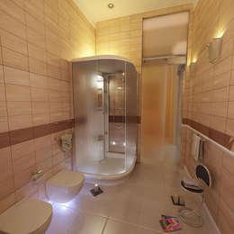 moderne Badkamer door belliniderocco