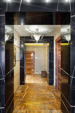 Corridor & hallway by Bellissimo Door