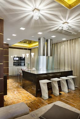 modern Kitchen by Bellissimo Door