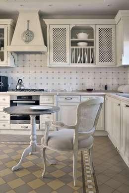 classic Kitchen by ANIMA