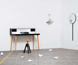 minimalistic Study/office by Livarea