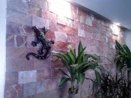 Sala de Estar 4: Salas de estilo ecléctico por Estudio Ideas