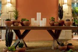 EquipDesign | 2009: Jardins rústicos por Folha Paisagismo
