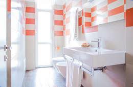 modern Bathroom by PROJECT AB