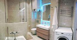 Квартира в Санкт-Петербурге на улице Гастелло: Ванные комнаты в . Автор – Best Home