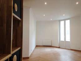 Appartement  Angers.: Salle à manger de style de style Classique par Anso Mata